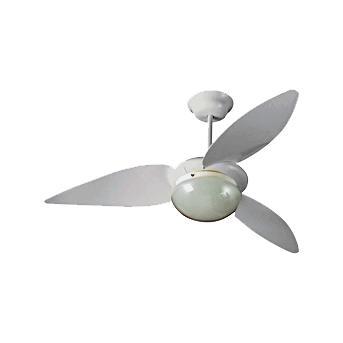 Ventilador de Teto 3 Pás Aliseu Aliseu Pl Branco 107cm - 220v