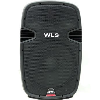 Caixa Acústica Wls Passiva 330 W Rms W15