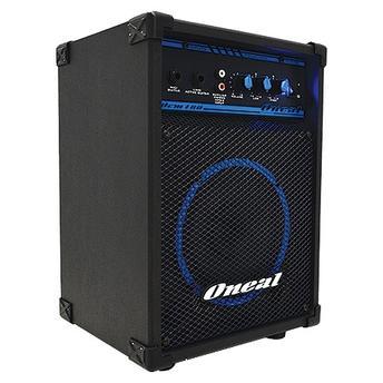 Caixa Acústica Oneal Multiuso Amplificada 30 W Rms Ocm180