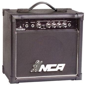 Caixa Acústica Nca Cubo 15 W Rms Thunder15