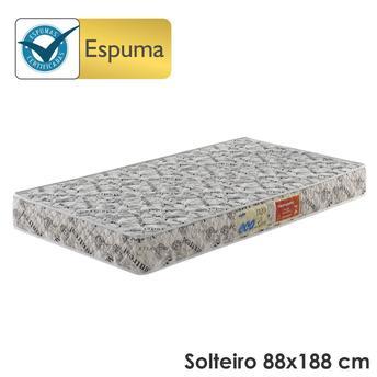 Colchão Ecoflex Ecoline 88x188x12cm D20 Solteiro
