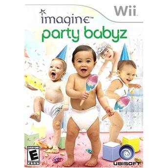 Jogo Imagine Party Babyz - Wii - Ubisoft