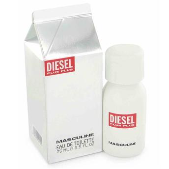 Perfume Plus Plus Diesel Eau de Toilette Masculino 75 Ml