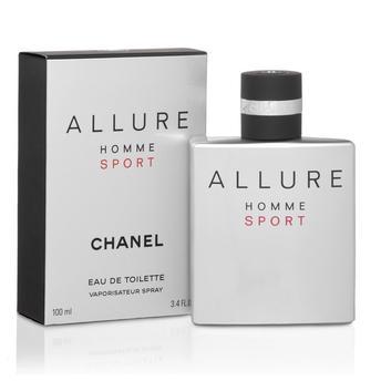 Perfume Allure Sport Chanel Eau de Toilette Masculino 100 Ml