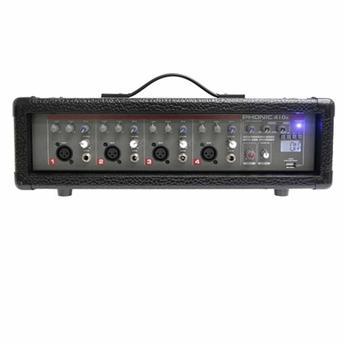 Amplificador Powerpod 410r 100w Rms Phonic