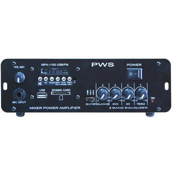 Mpa1100 100w Rms Pws
