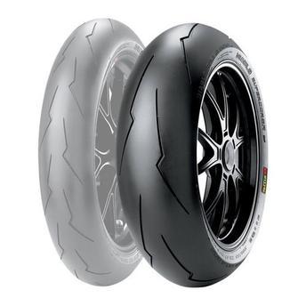 Pneu Traseiro Pirelli Diablo Super Corsa 180/55 R17 73w