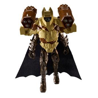 Boneco Batman - o Cavaleiro das Trevas Renasce - Armadura Quicktek de Míssil Mattel