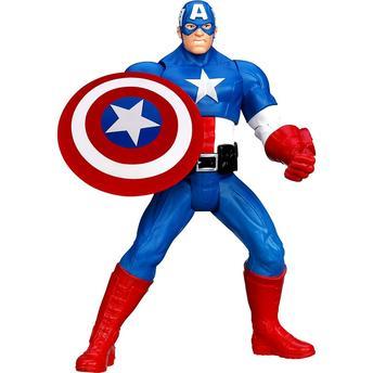 Boneco Avengers 6 15cm Capitão América Hasbro