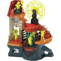 Boneco Imaginext Torre do Feiticeiro Mattel