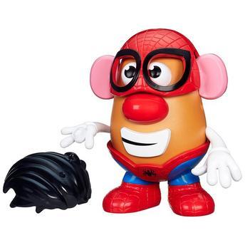 Boneco Mr. Potato Homem Aranha e Peter Hasbro
