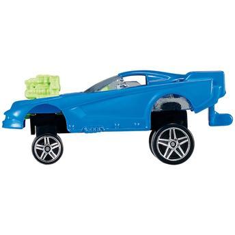 Carrinho Hot Wheels - Car Builder - Veículos Kit 2 Unid Cgj96 Mattel