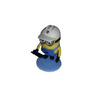 Boneco Minion Construtor Meu Malvado Favorito Toyng