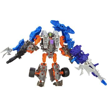 Boneco Cybertron Warrior Lockdown Transformers Hasbro