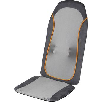 Assento Shiatsu Hand Touch Bivolt Cinza Relaxmedic Rm-as2601