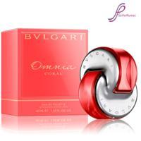Perfume Omnia Coral Bvlgari Eau de Toilette Feminino 40 Ml