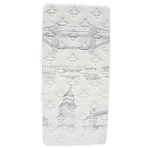 Colchão Epeda Sleep 88x188x23cm Molas Bonnel Solteiro