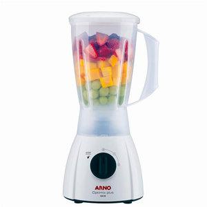 Liquidificador Arno Optimix Plus 1,25l 550w Sem Filtro Ln2761b1 - 110v