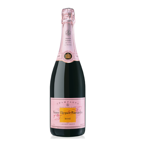 Espumante Veuve Clicquot Rosé 750ml