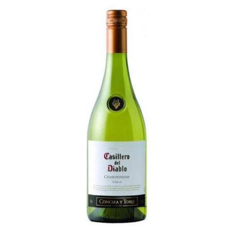 Vinho Casillero Del Diablo Chardonnay 750ml -