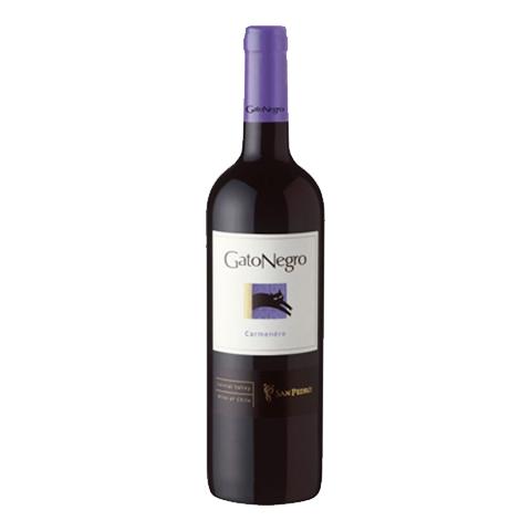 Vinho Gato Negro Carmenère 750ml -