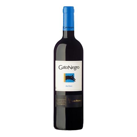 Vinho Gato Negro Malbec 750ml -