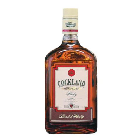 Whisky Cockland Gold Pocket 0,190l -
