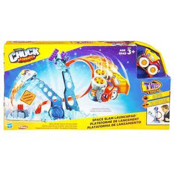 Pista Chuck&friends Estação Lunar A2978 Hasbro