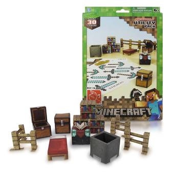 Multikids Minecraft Papercraft Utility Br147/utility