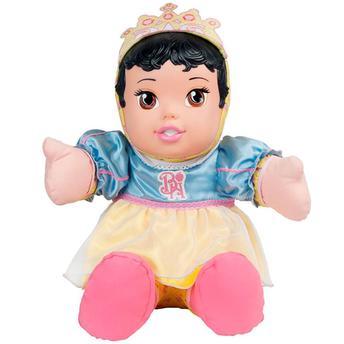 Boneca Princesas da Disney Mimo Brinquedos Boneca de Pano Branca de Neve Baby 6399