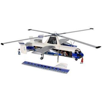 Helicóptero Fairey Rotodyne 1:72 00013 Revell - Aeromodelismo