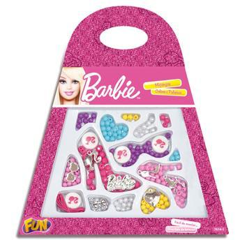 Bolsinha Miçanga Pequena Sapato Barbie 50077 Fun Divirta-se