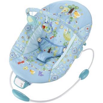 Cadeira Mastela Azul Premium