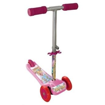 Patinete Zoop Toys Princesas Mágicas Rosa Zp00103