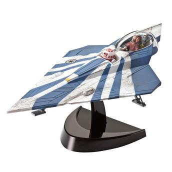 Plo Koons Jedi Starfighter 1:39 06689 Revell - Aeromodelismo