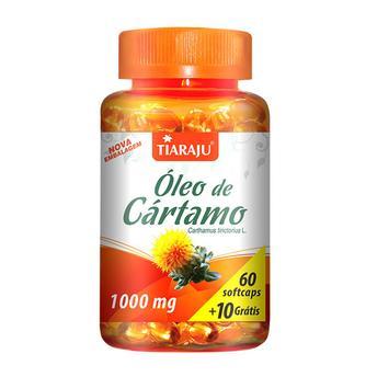 Tiaraju Óleo de Cártamo 60 Cápsulas