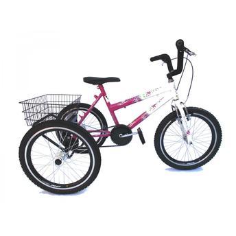 Triciclo Aro 20 Florata Valdo Bike