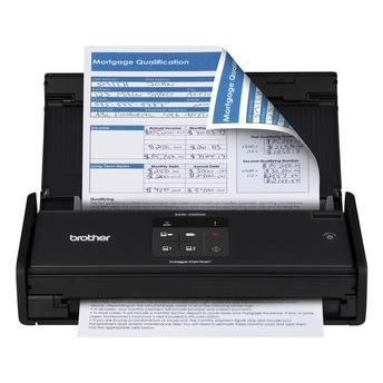 Scanner de Mesa Ads-1000w 600 Dpi Brother