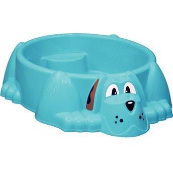 Banheira Tramontina Aquadog Azul