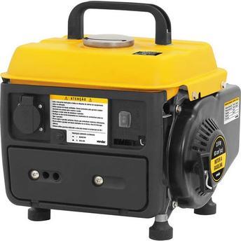 Gerador de Energia Gasolina 750w Vonder Monofásico 220v - Ggv950