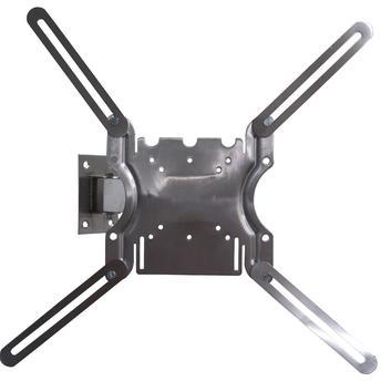 Suporte para Tv de 15 Até 47' Lcd / Led / 3d Slcd Bi Articulado Aço Inox Premium Efatha
