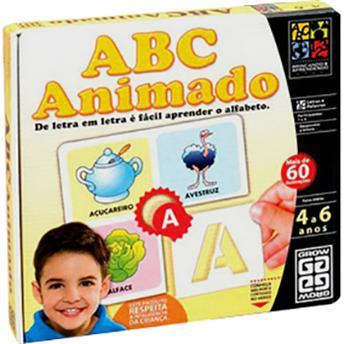 Jogo Educativo Abc Animado Grow