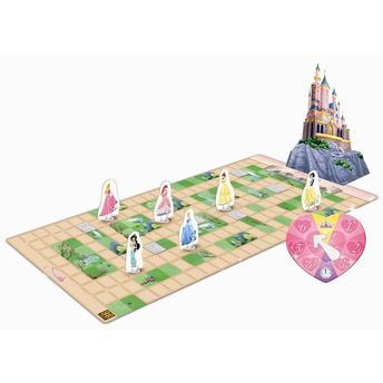 Jogo de Tabuleiro Jardim das Princesas Grow