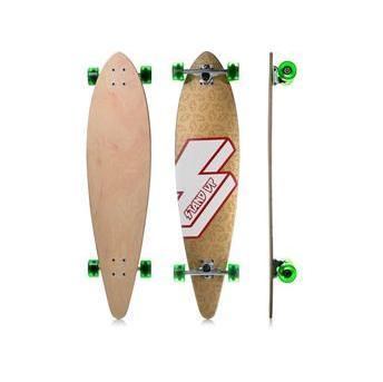 Skate Longboard - Thunder Marfim Stand Up