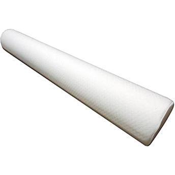 Travesseiro Fibrasca Rolo para Cabeceira King 100% Poliester 100% Poliuretano 187x25cm