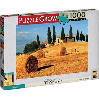 Quebra Cabeça Toscana 1000 Peças Grow