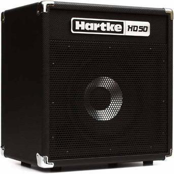Caixa Acústica Hartke Cubo 50 W Rms Hd50