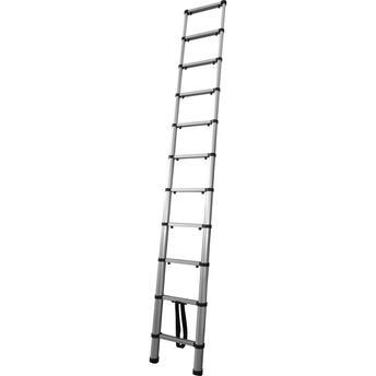 Escada de Alumínio Telescópica 10 Degraus Tet32m Tander