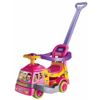 Andador Magic Toys Colorido Bichos