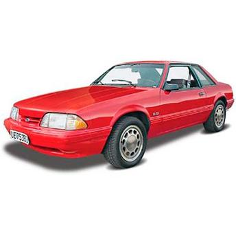 Mustang Lx 5.0 1990 1:25 854252 Revell - Automodelismo
